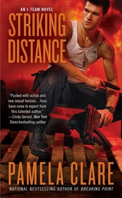 ARC Review: Striking Distance by Pamela Clare