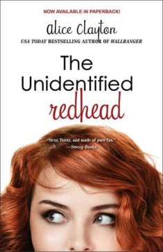 Review: The Unidentified Redhead by Alice Clayton