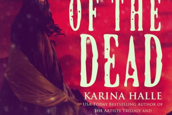 Donners of the Dead by Karina Halle Cover Reveal