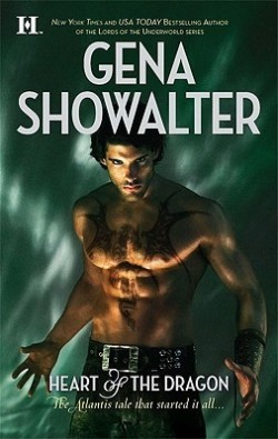 Review: Heart of the Dragon by Gena Showalter