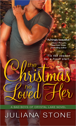 The Christmas He Loved Her Cover