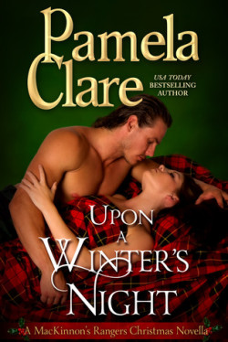 Review: Upon a Winters Night by Pamela Clare
