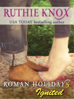 ARC Review: Ignited by Ruthie Knox
