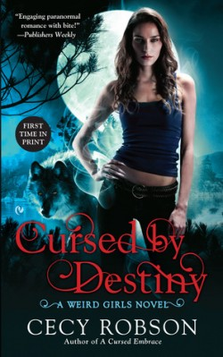 ARC Review: Cursed by Destiny by Cecy Robson