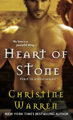 ARC Review: Heart of Stone by Christine Warren