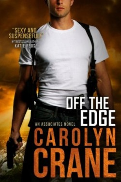 ARC Review: Off the Edge by Carolyn Crane