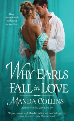 ARC Review: Why Earls Fall in Love by Manda Collins