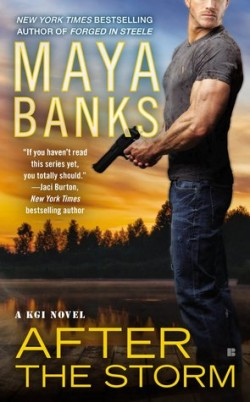 ARC Review: After the Storm by Maya Banks