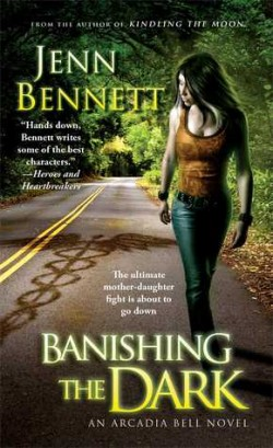 ARC Review: Banishing the Dark by Jenn Bennett