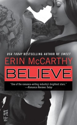 ARC Review: Believe by Erin McCarthy