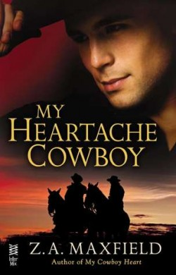 ARC Review: My Heartache Cowboy by Z.A. Maxfield