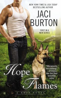 ARC Review + Giveaway: Hope Flames by Jaci Burton