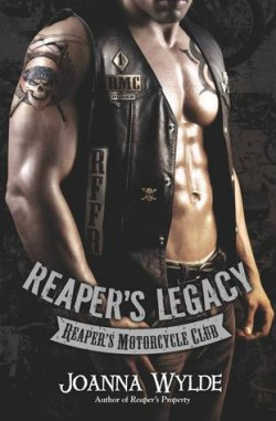 ARC Review: Reaper's Legacy by Joanna Wylde