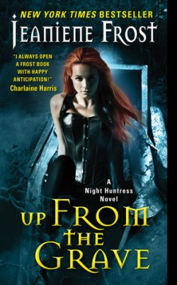 ARC Review: Up From the Grave by Jeaniene Frost