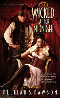 ARC Review: Wicked After Midnight by Delilah S. Dawson