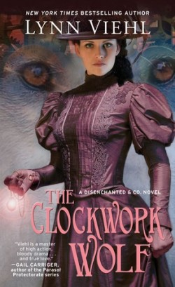 ARC Review: The Clockwork Wolf by Lynn Viehl