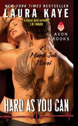 ARC Review: Hard as You Can  by Laura Kaye