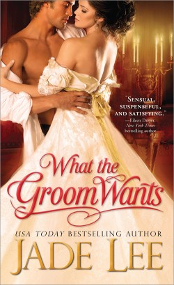 Jade Lee What the Groom Wants Cover