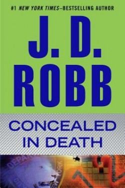 ARC Review: Concealed in Death by J.D. Robb