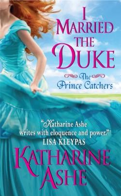 cover - Ashe I MARRIED THE DUKE