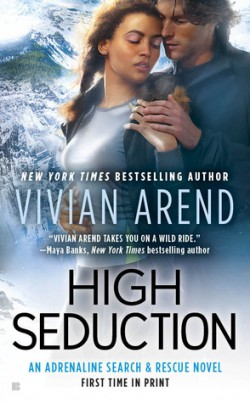 ARC Review: High Seduction by Vivian Arend