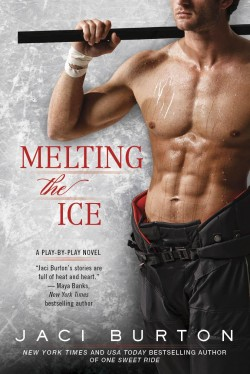 ARC Review: Melting the Ice by Jaci Burton