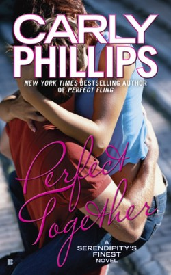 ARC Review: Perfect Together by Carly Phillips