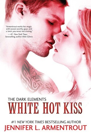 ARC Review: White Hot Kiss by Jennifer L. Armentrout