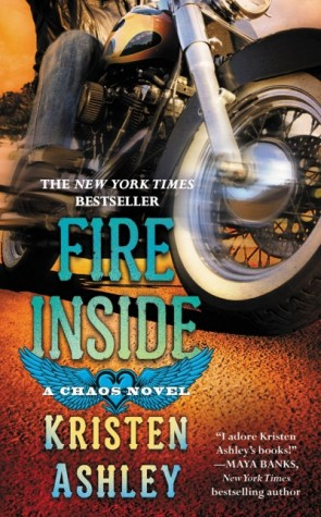 ARC Review: Fire Inside by Kristen Ashley
