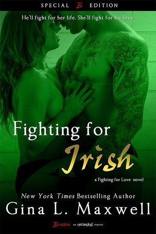 Review: Fighting for Irish by Gina L. Maxwell