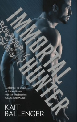 ARC Review: Immortal Hunter by Kait Ballenger