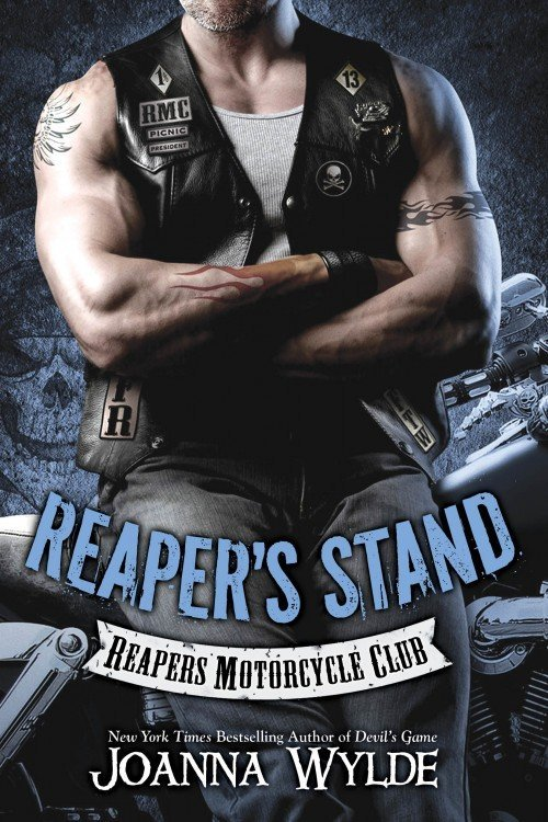 ARC Review: Reaper's Stand by Joanna Wylde