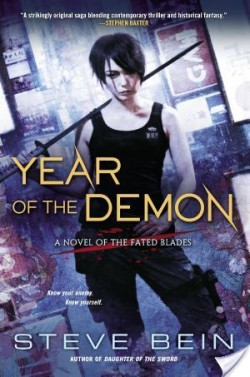 Review: Year of the Demon by Steve Bein