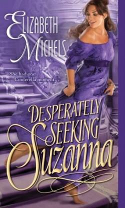 ARC Review: Desperately Seeking Suzanna by Elizabeth Michels