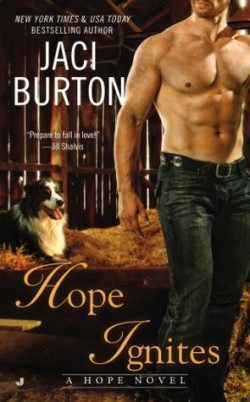 ARC Review: Hope Ignites by Jaci Burton