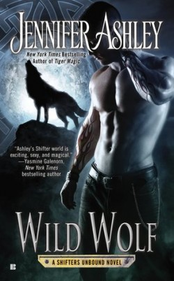ARC Review: Wild Wolf by Jennifer Ashley