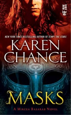 ARC Review: Masks by Karen Chance