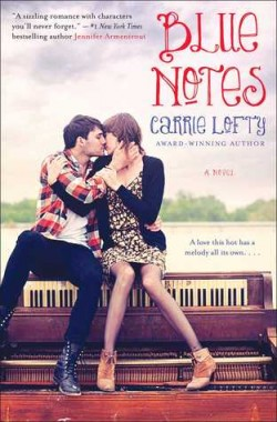 ARC Review: Blue Notes by Carrie Lofty