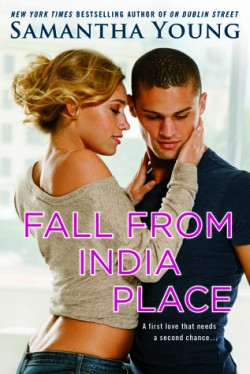 ARC Review: Fall from India Place by Samantha Young