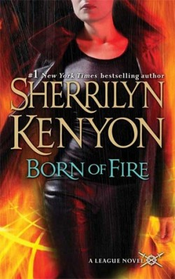 Review: Born of Fire by Sherrilyn Kenyon
