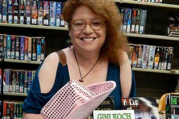 Author Override: Gini Koch