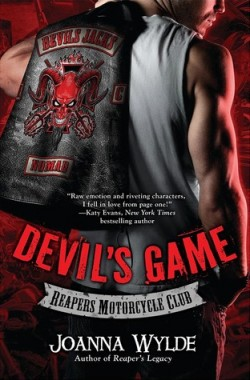ARC Review: Devil's Game by Joanna Wylde