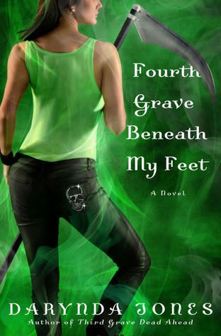 ARC Review: Fourth Grave Beneath My Feet by Darynda Jones