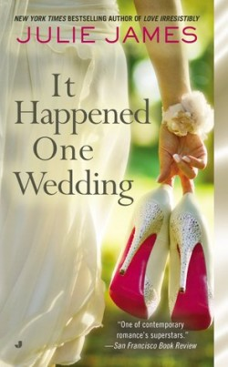 ARC Review: It Happened One Wedding by Julie James