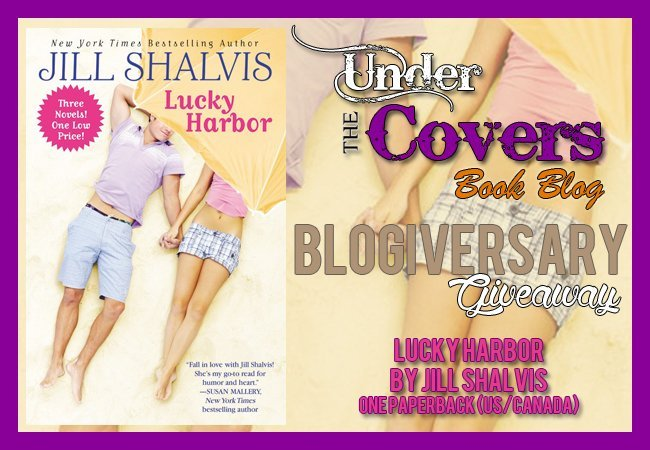luckyharbor-blogiversary