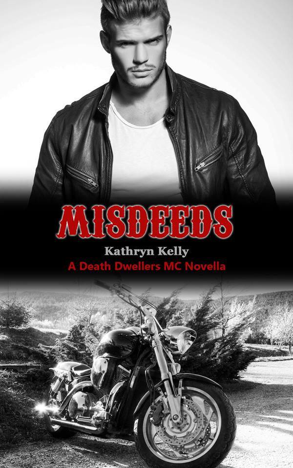 Covers to Covet: Misdeeds by Katheryn Kelly
