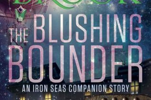 Review: The Blushing Bounder by Meljean Brook