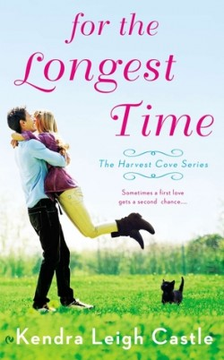 ARC Review: For the Longest Time by Kendra Leigh Castle