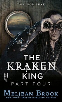 ARC Review: The Kraken King IV – VIII by Meljean Brook