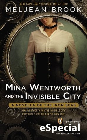 Mina Wentworth & the Invisible City